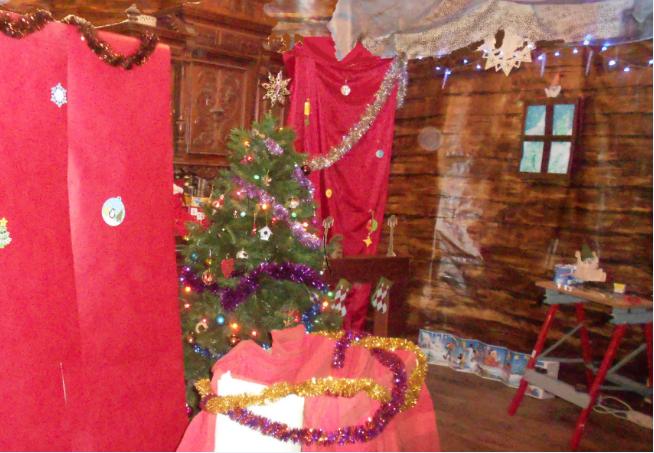 spectacle 2012 décor
