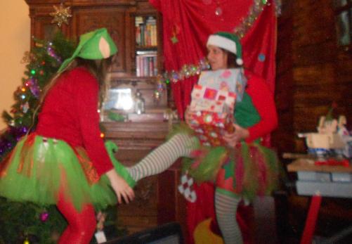 spectacle 2012 fabrication des cadeaux